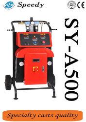 SY-A500 high pressure polyurethane roof waterproof coating