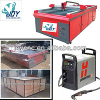 2013 Cheaper Metal Stainless Steel Cutting plasma profile cutting machine