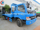4*2 Dongfeng DLK 8Ton Tow Truck Bed