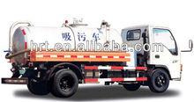 Venda quente vácuo caminhão de sucção de esgoto 10CBM 4 * 2