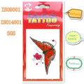 el último 2013 escorpión etiqueta engomada del tatuaje