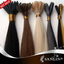 Hot product virgin brazilian keratin hair extension bonds
