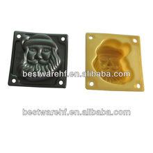 Fashionable silicone human head cake mold/silicone cake pan/silicone bakeware/silicone cake pan/silicone cake maker