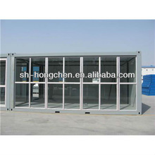 heat insulation , waterproof fireproof anti-earthquake prefabricated container house /prefab cabin container house