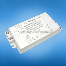 120v 12v transformer shenzhen dc to dc led driver 220v 24W led switching power supply led adapter for led lighting for MR16 lamp