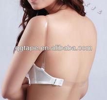 Mobilon tpu clear back strap for bra
