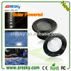 2013 New Popular solar underground LED ;Solar glass brick led light