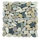 pebble stone pot