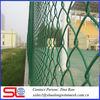 Diamond woven wire fencing