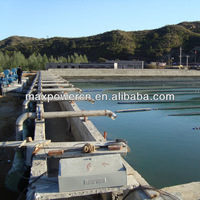 High Quality 10kg/h to 5000kg/h Waste Water Treatment Tank