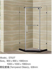 shower enclosures 8mm tempered glass shower room