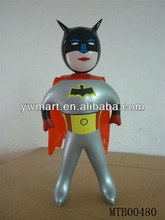 Inflatable pool toys batman for kids