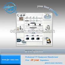 Advanced Hotel IPTV Internet IPTV system solution design Albania