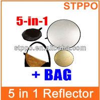 Photography Equipment 5 in 1 Reflector Foldable Photo Studio Light Reflector