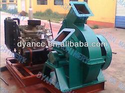 Wood Chipping Machine Diesel Engine High Quality