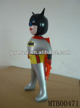 Promotional custom inflatable toys batman