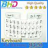 keyboard for blackberry curve 9320 keypad Black White