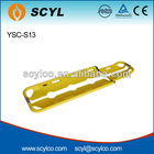 YSC-S13 First Aid Plastic Scoop Stretcher