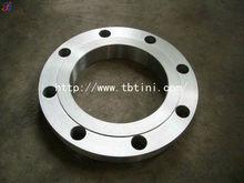baoji tianbang supply high quality gr12 astm b381 titanium flange for industrial using