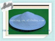 acrylic polymer powder for water treatment