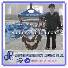 Pipeline hoisting system