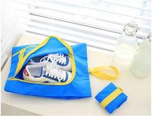 Travel Shoe Organizer Blue