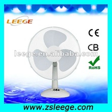 quiet oscillating table fan with cheap price FT-40C