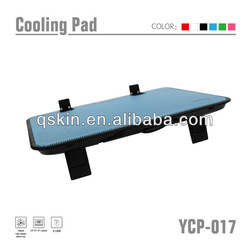 2013 New 2000rpm fan notebook cooler pad with 4 USB HUB