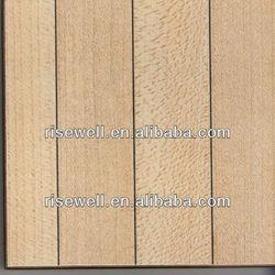 wood grain press plate for hpl