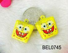 Sponge bob copper cartoon bell hot sales