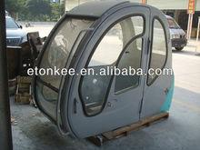 kobelco sk200-5 excavator cab, kobelco excavator