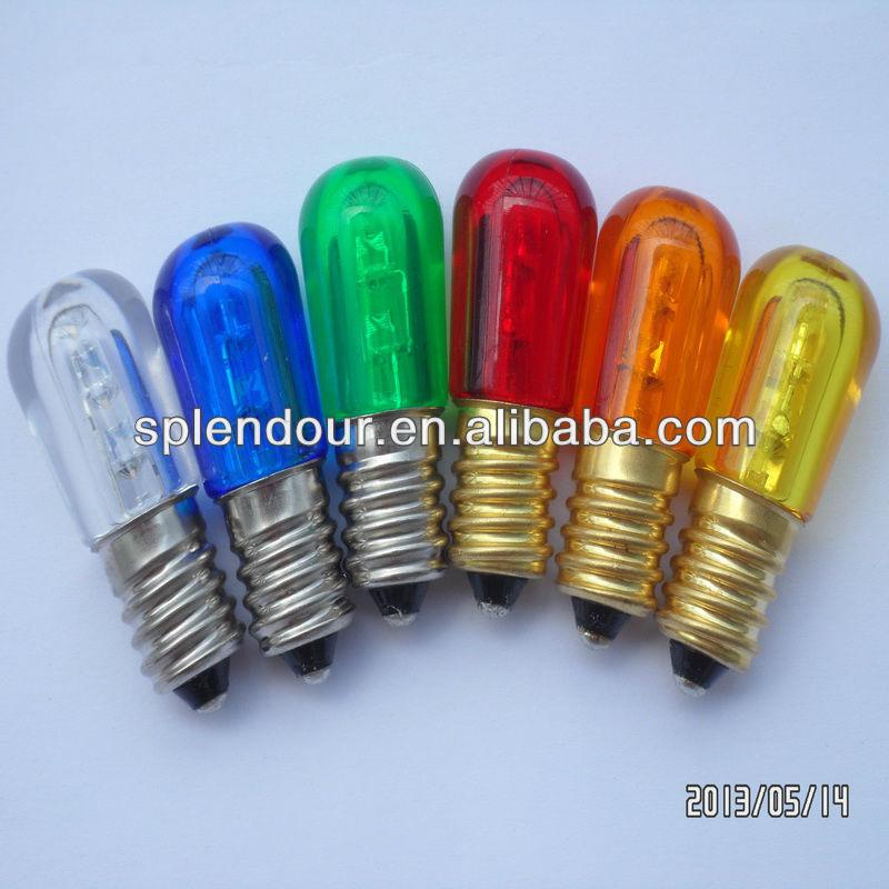 12V input E14 mini LED lamp/ E14 LED bulb/led lamp bulb e14 12v