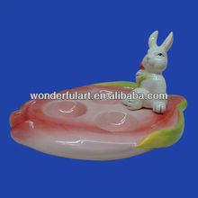 dolomite easter egg holder