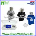 Usb jersey 2.0 256mb usb de memoria flash para su regalo o uso