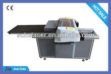 outdoor UV flatbed printer for golf ball/pen/glass/mug printing