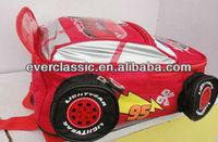2013 Kids Cartoon School Bags Car Shaped
