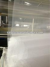 100% PE 30gsm square mesh fabric