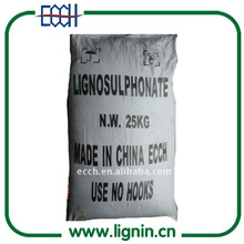 calcium lignosulfonate waterproofing agent water reducing admixture wood binders