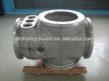 Cast aluminum_pump shell &body
