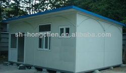 Easy assemble prefab house modules