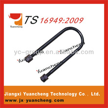 China Yuancheng good quality big size u bolts