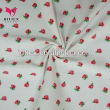 Pastorable little rose design print fabric for underwear