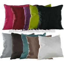 Anti-snore foam particles filled neck bone pillow