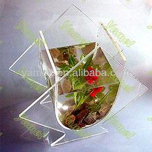 Innovative Designed Special Style Transparent Acrylic Aquarium