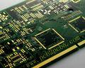 teléfono celular de placas de circuito de montaje