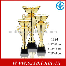 2012 new design Trophy making supplies medals and trophies trophy parts made in china