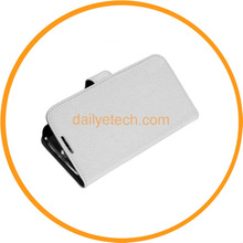Luxury Clip Leather Hot Selling Wallet Case For Samsung Galaxy s4 White from Dailyetech