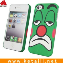 Rubber oil coated matte surface for iphone phone cover