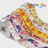 Hot sale grosgrain floral print ribbon