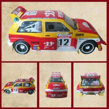1:18 scale polyresin model car